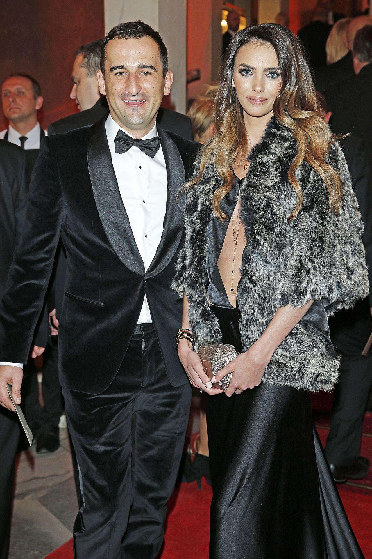 Marcela Leszczak i Misiek Koterski – najsłodsza para Pollywood