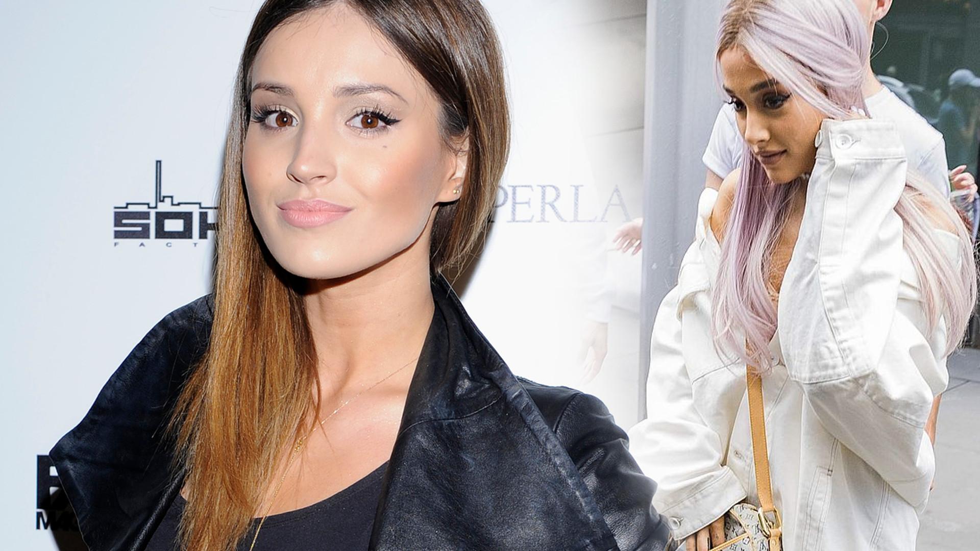 Marina ma RÓŻOWE włosy – wygląda jak Ariana Grande