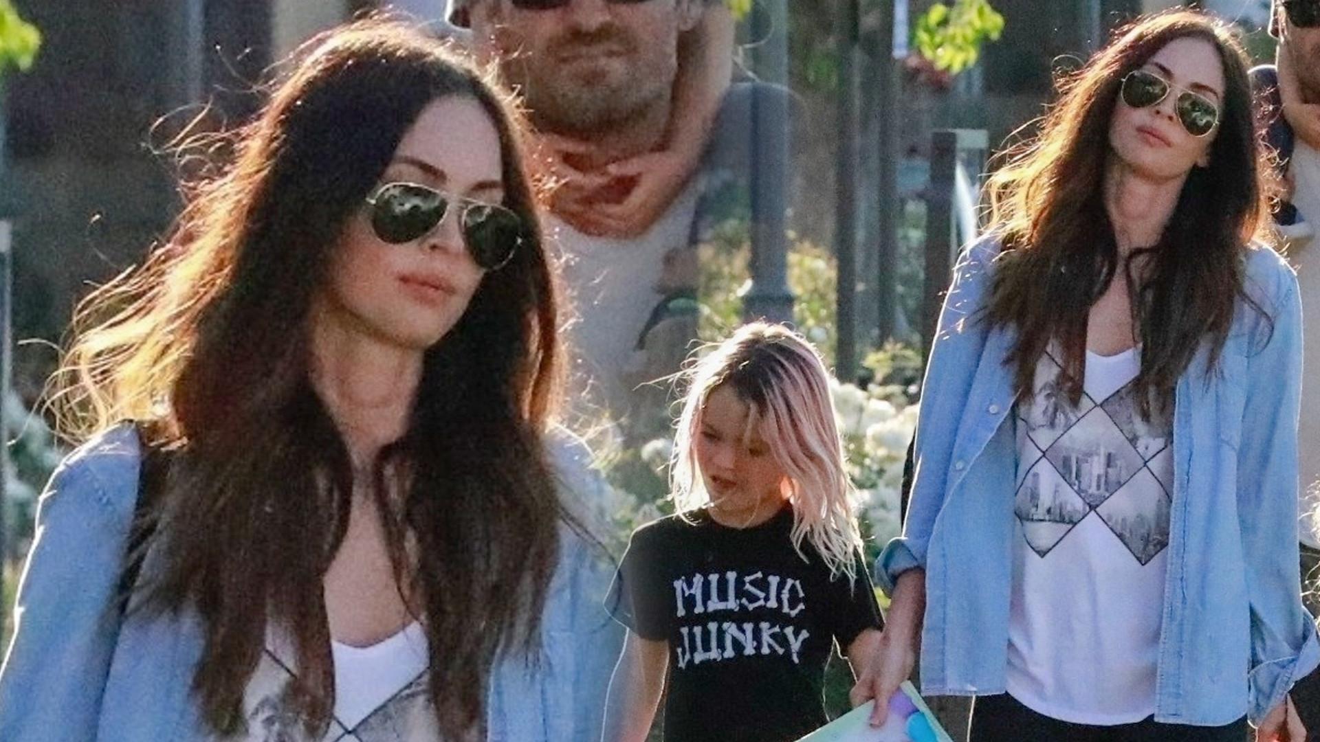 Po tych zdjęciach hejterzy nie dadzą spokoju Megan Fox – chodzi o wygląd jej syna