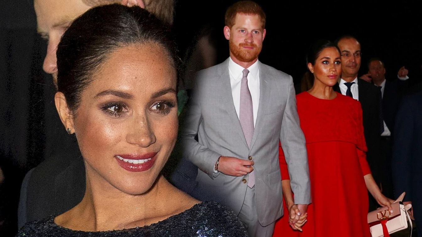 Te imiona najpewniej przyjmie dziecko księżnej Meghan i księcia Harry'ego