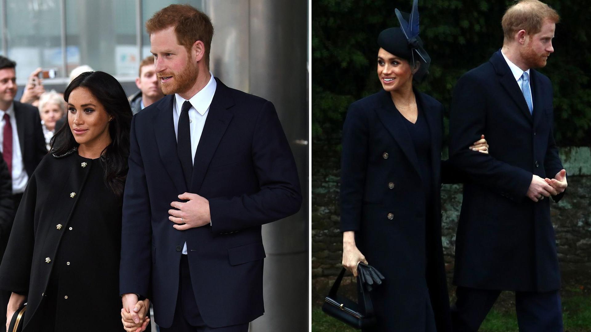 Oto, co wydarzy się po narodzinach dziecka księżnej Meghan i księcia Harry'ego