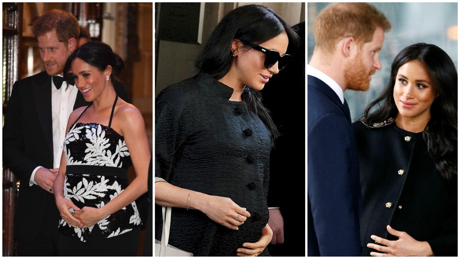 Co wydarzy się po narodzinach dziecka księżnej Meghan i księcia Harry'ego?