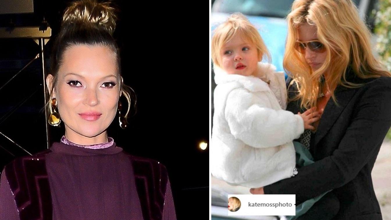 Jak wyrosła córka Kate Moss? Pojawiła się z mamą na ślubie Marca Jacobsa (ZDJĘCIA)