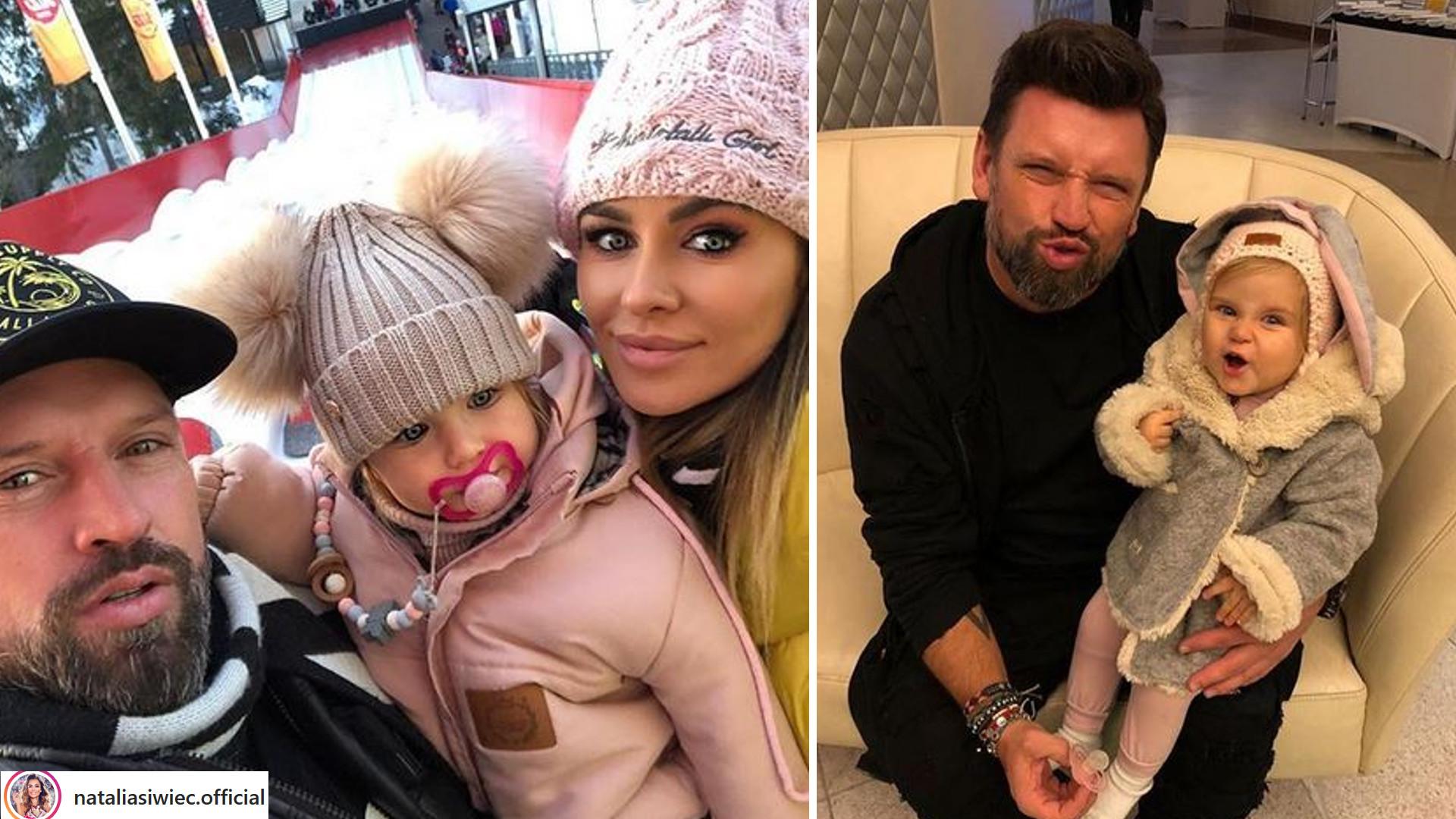 Mąż Natalii Siwiec pokazał nagranie z tańczącą Mią: Jak ona szybko rośnie!