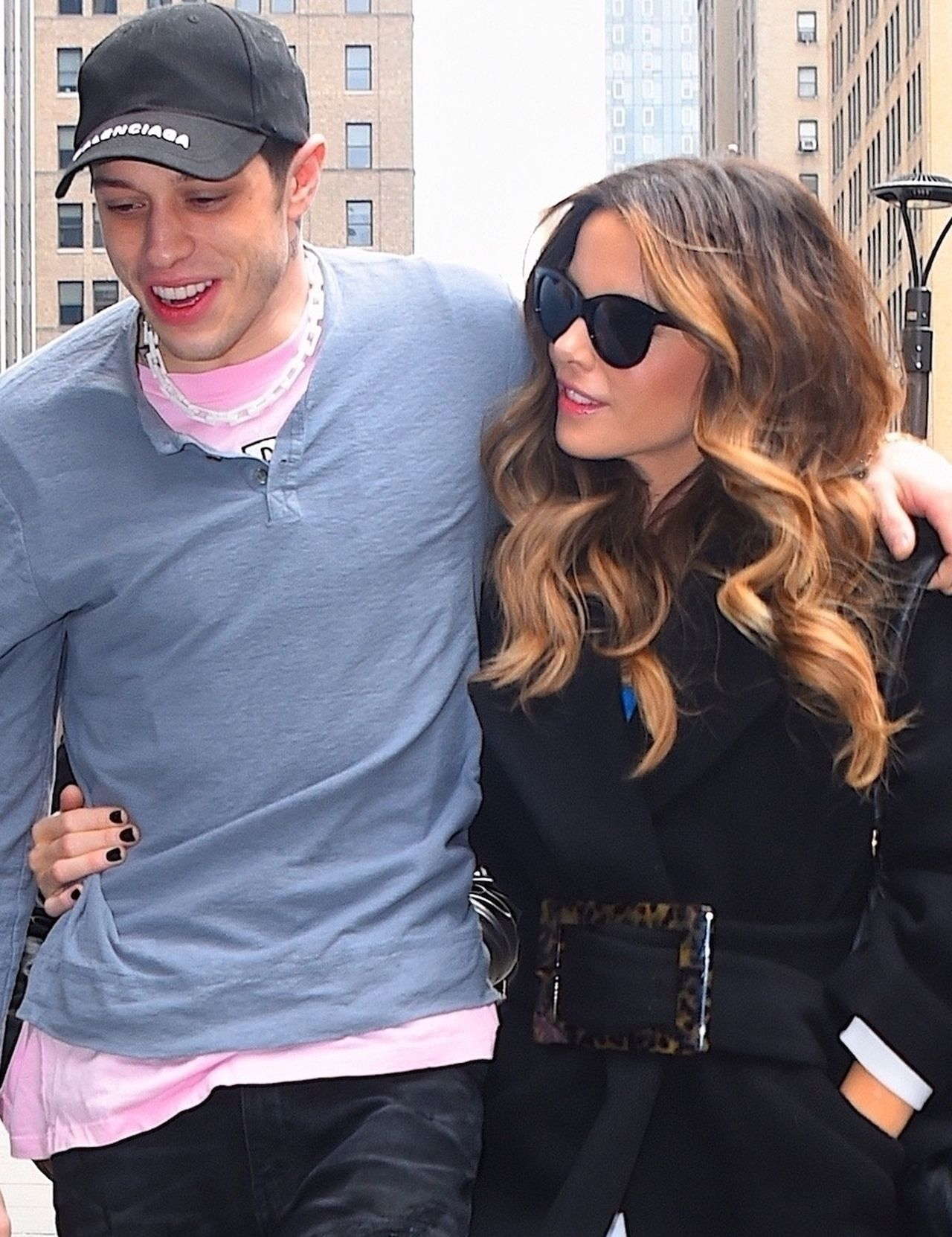 *EXCLUSIVE* Kate Beckinsale and Pete Davidson can't keep their hands off each other Kate Beckinsale; Pete Davidson