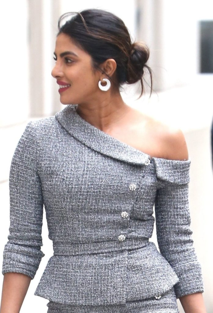 Priyanka Chopra FORUM/Backgrid