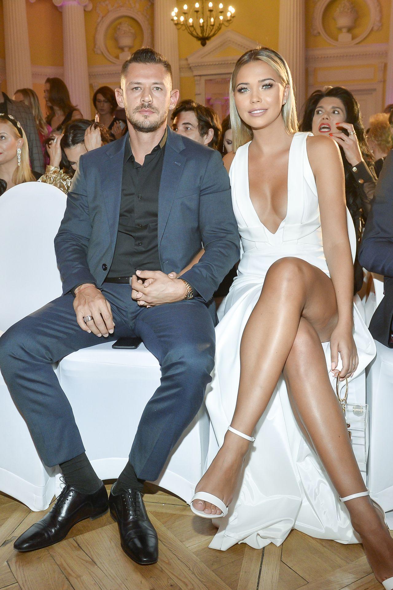 Sandra Kubicka z chłopakiem, Kaio Alvesem Goncalvesem