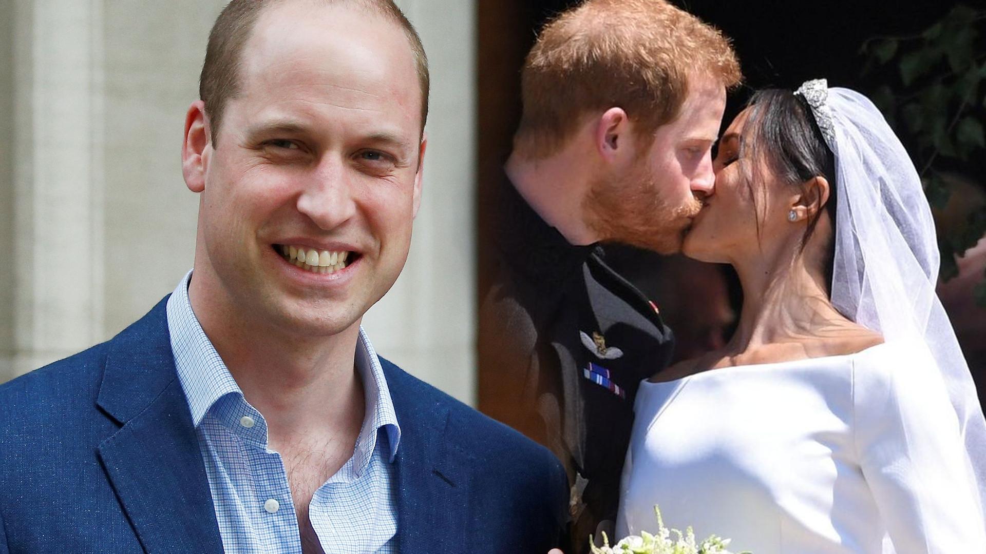 Tak książę William ZRUJNOWAŁ miesiąc miodowy księżnej Meghan i księcia Harry'ego