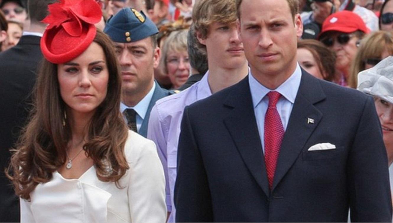 Książę William rozzłościł się na temat plotek o zdradzie Kate. Musiał zainterweniować