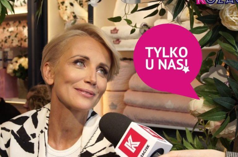 Mama Katarzyny Zielińskiej zrobiła ostatnio furorę na Instagramie. Jak skomentowała to aktorka?