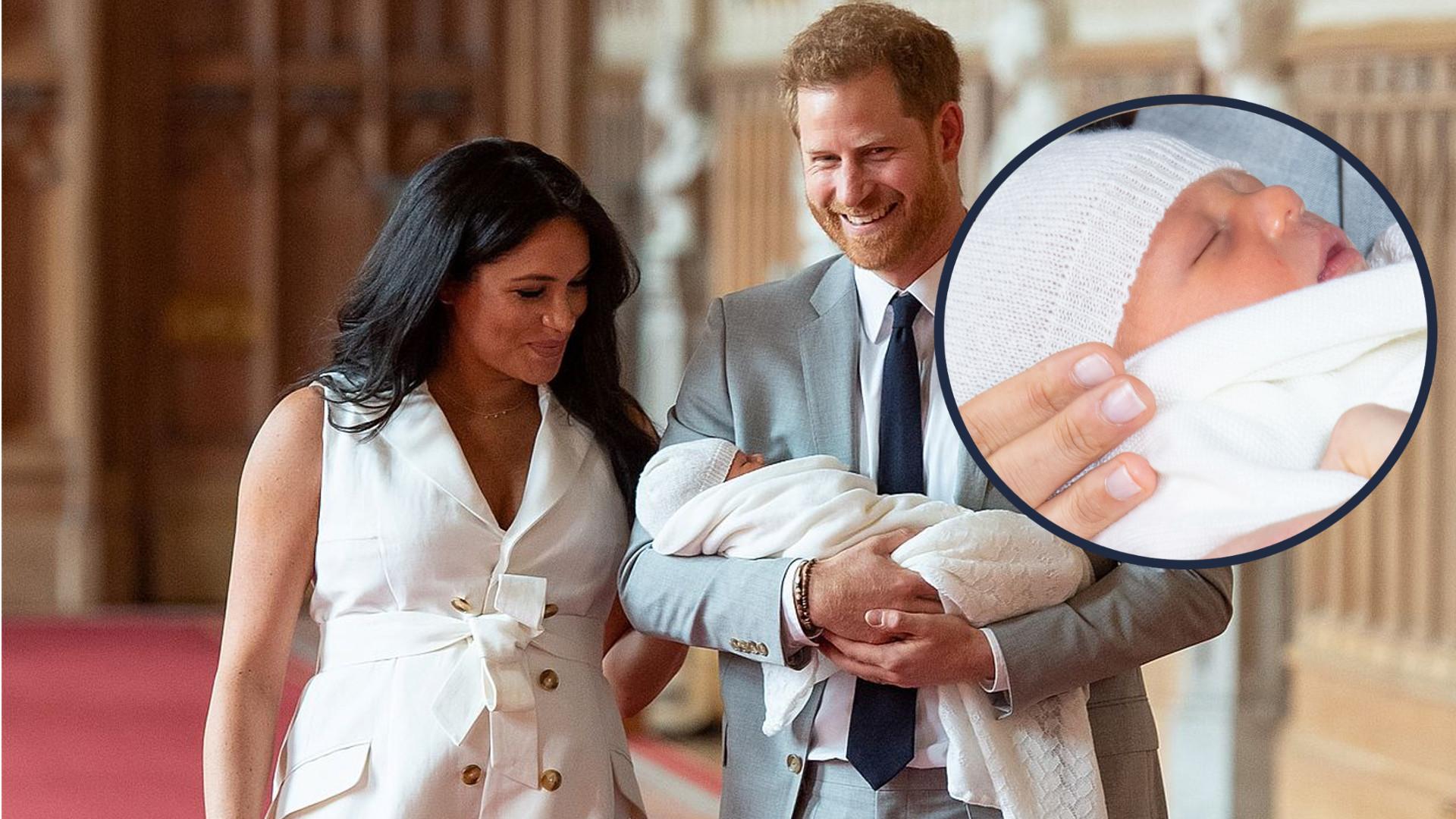Co oznaczają imiona Archie Harrison, które Meghan i Harry nadali synowi?