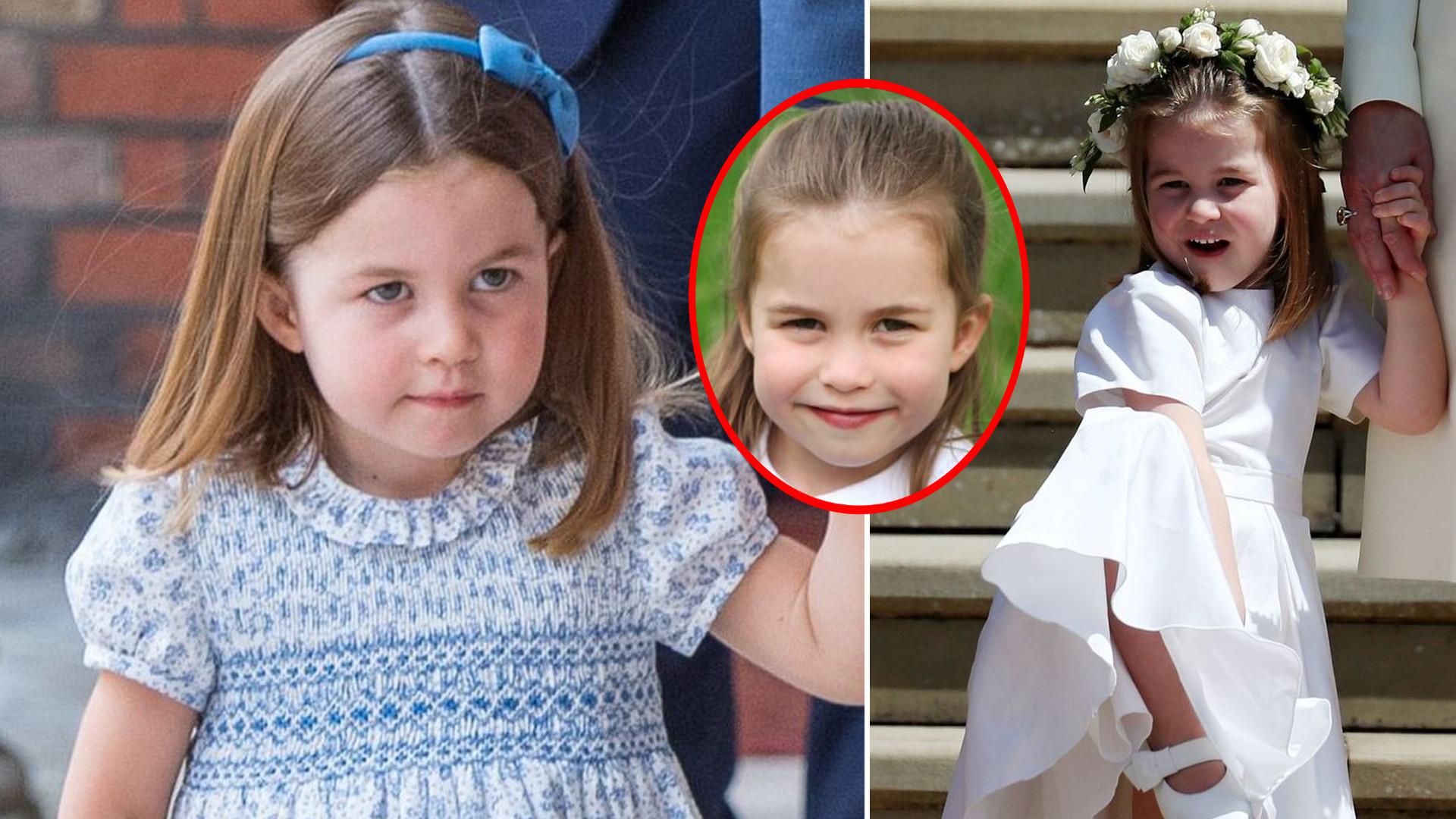 Księżniczka Charlotte kończy 2 maja 4 lata – mama Kate pokazała urodzinowe, najnowsze ZDJĘCIA córeczki