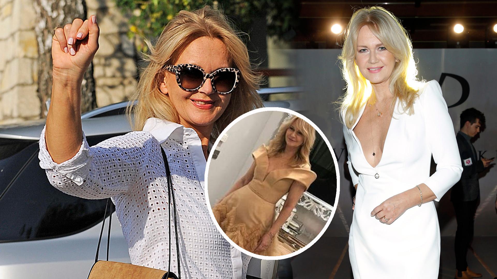 WOW! Grażyna Torbicka pokazała, w jakiej sukni pojawi się w tym roku na festiwalu w Cannes – dziennikarka wygląda w niej GENIALNIE!