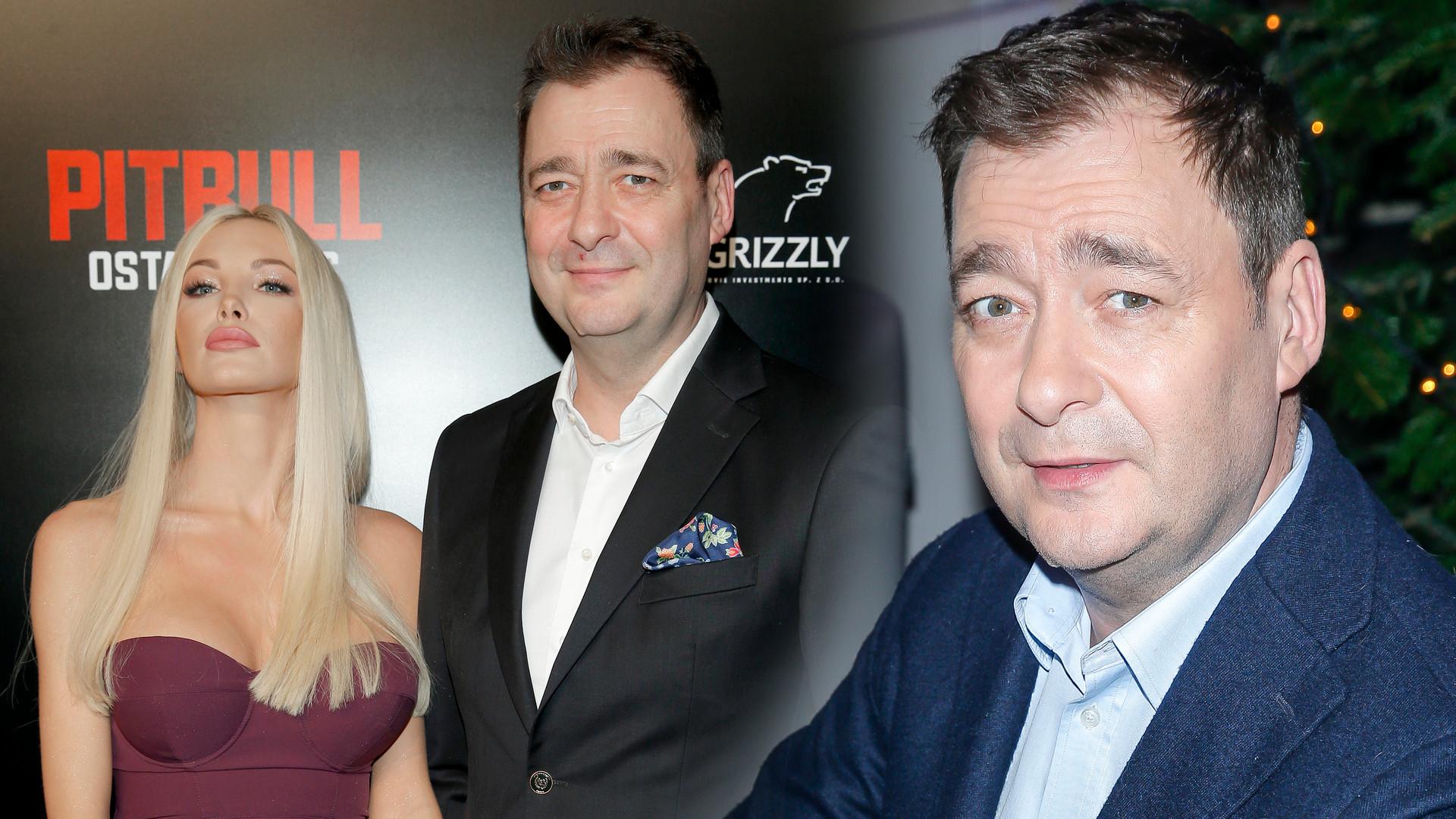 Były mąż Małgorzaty Rozenek, Jacek, jest chory