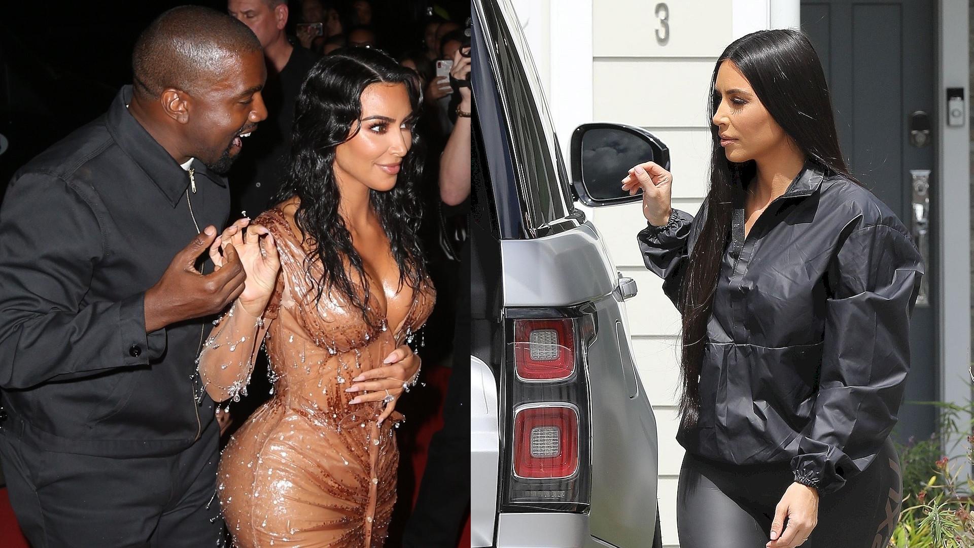 Czwarte dziecko Kim Kardashian jest już na świecie? Surogatka zaczęła rodzić 9 maja