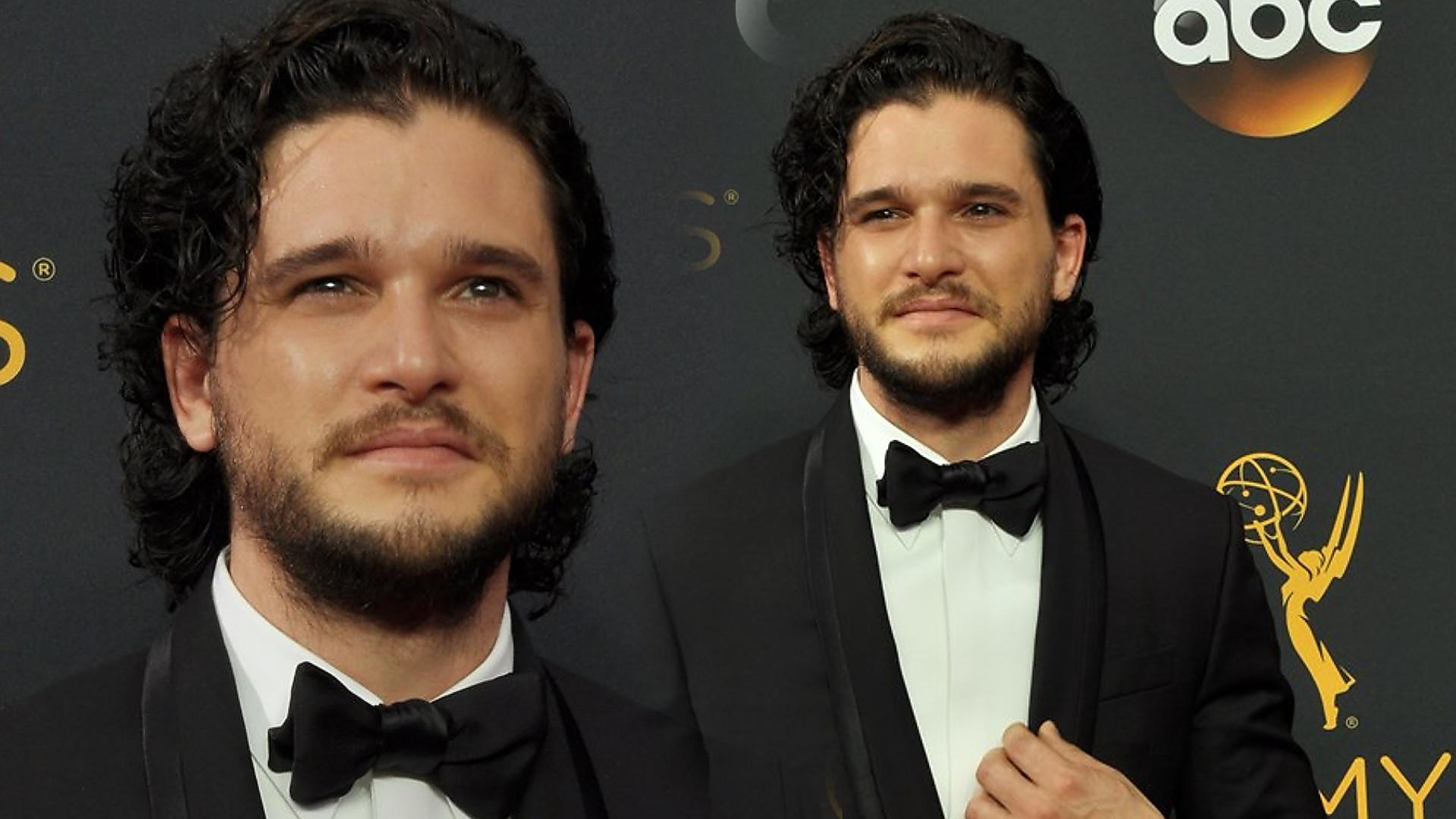 Kit Harrington, czyli Jon Snow z Gry o Tron,  trafił na ODWYK