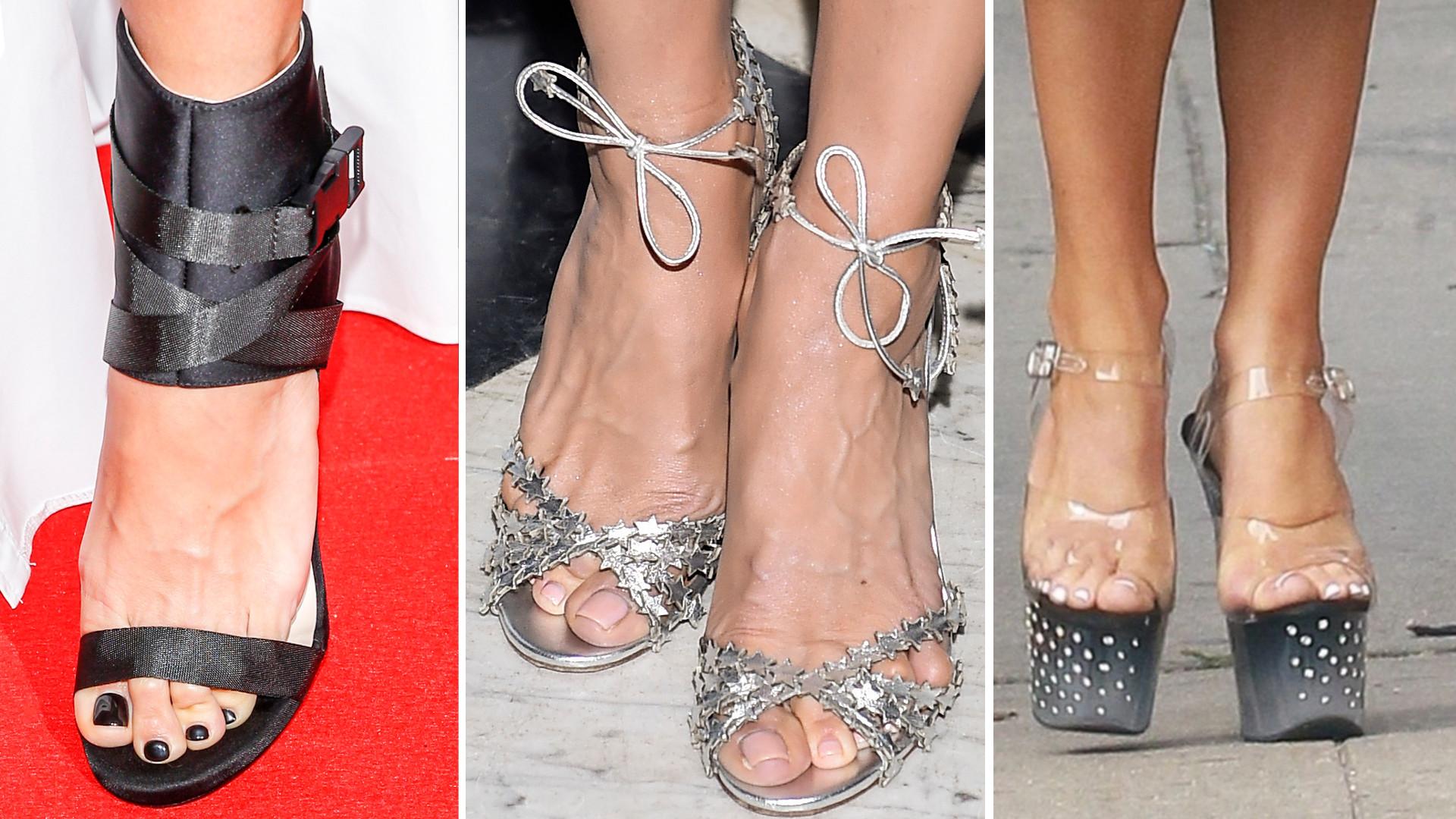 Rozpoznasz gwiazdę po jej butach? Sexy sandałki – kto ma takie styl? SPRAWDŹ SIĘ! (QIUZ)