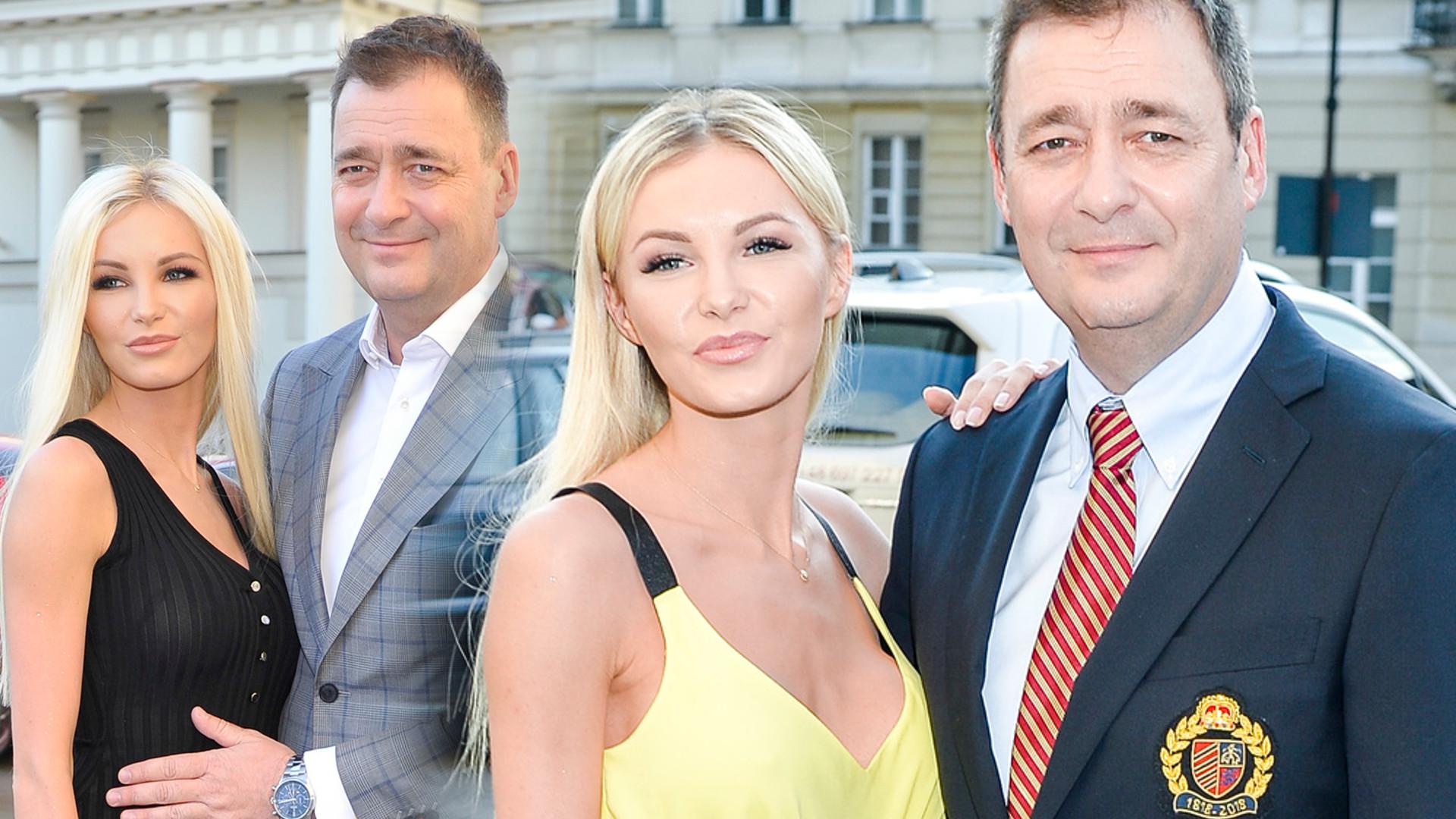 Roksana Gąska odwiedziła Jacka Rozenka w szpitalu – paparazzi koczują przed budynkiem