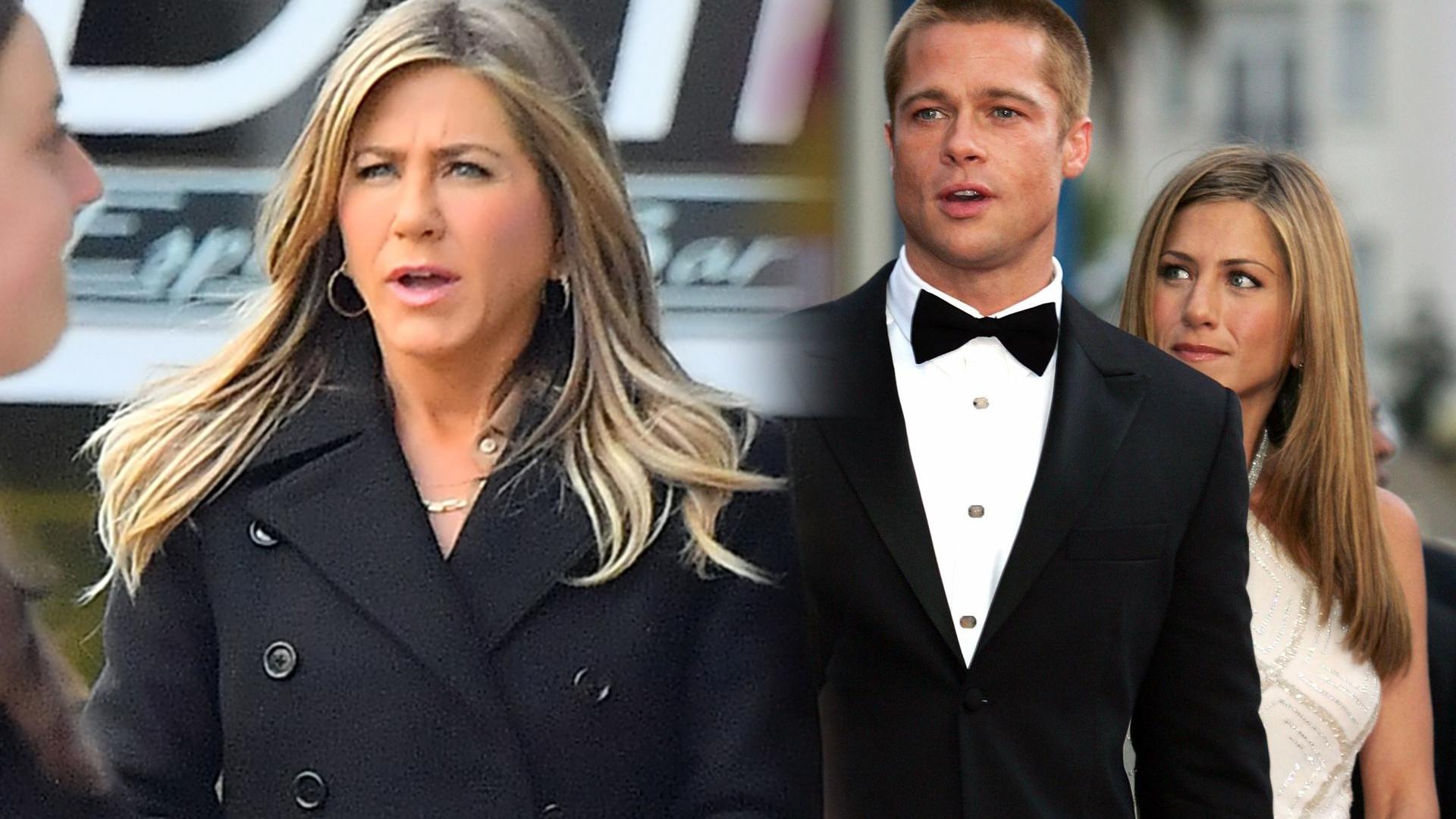 Koniec SPEKULACJI! Już wiadomo jaka relacja jest pomiędzy Jennifer Aniton, a Bradem Pittem