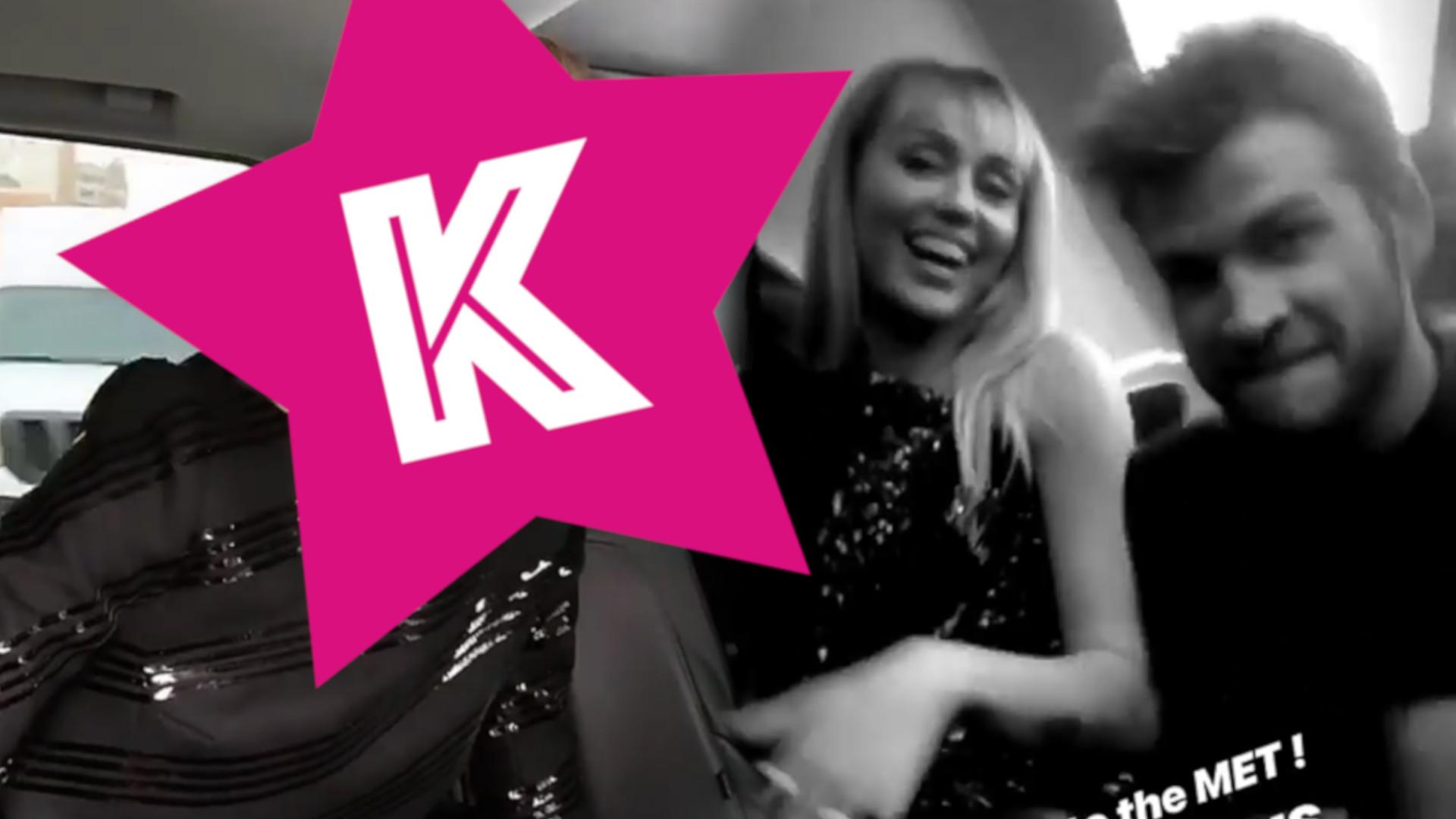 Na MET Gali nie zabrakło znanej polskiej gwiazdy – bawiła się z samą Miley Cyrus!