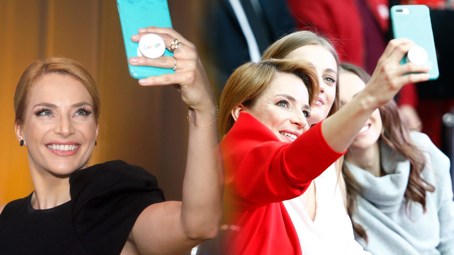 Anna Dereszowska zdradziła, czy zabierze córkę na celebrycki event