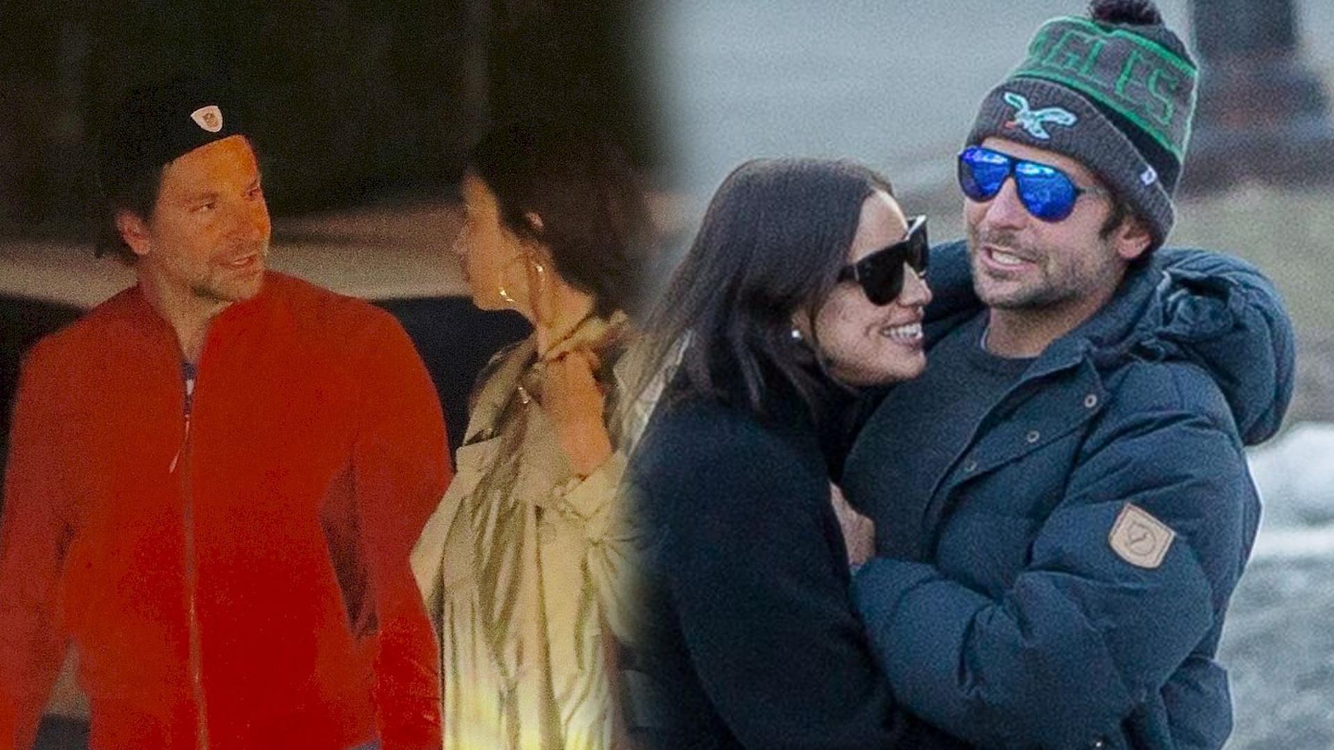 Bradley Cooper i Irina Shayk kiedyś byli zakochani. Dzisiaj? Ich mowa ciała zdradza WSZYSTKO