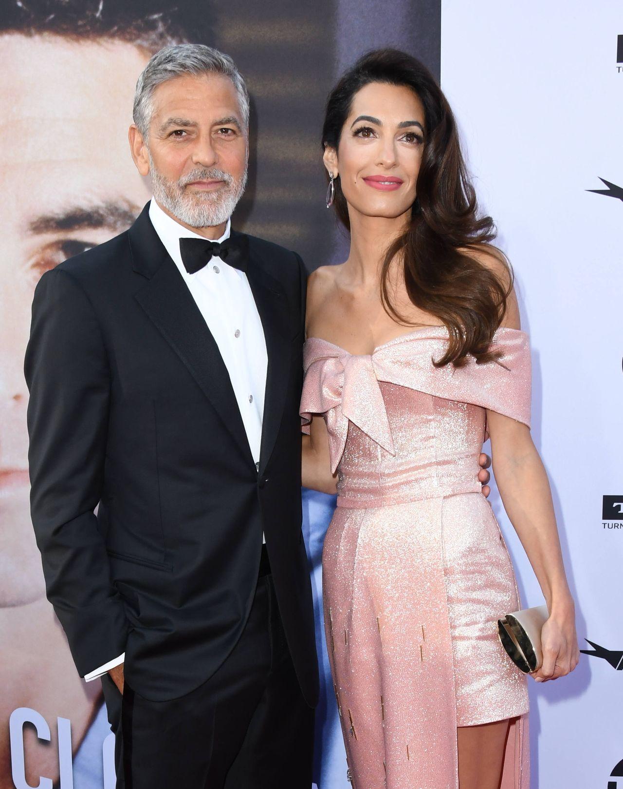 AFI' s 46th Life Achievement Award Gala Tribute to George Clooney  George Clooney, Amal Clooney