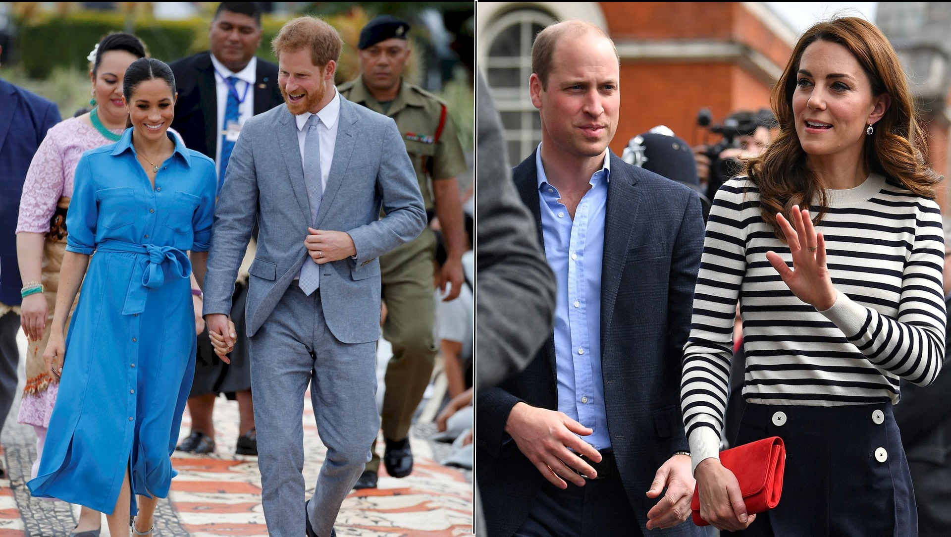 OMG! Książęca para Cambridges & Sussexes połączyła siły i stworzyła portal interentowy