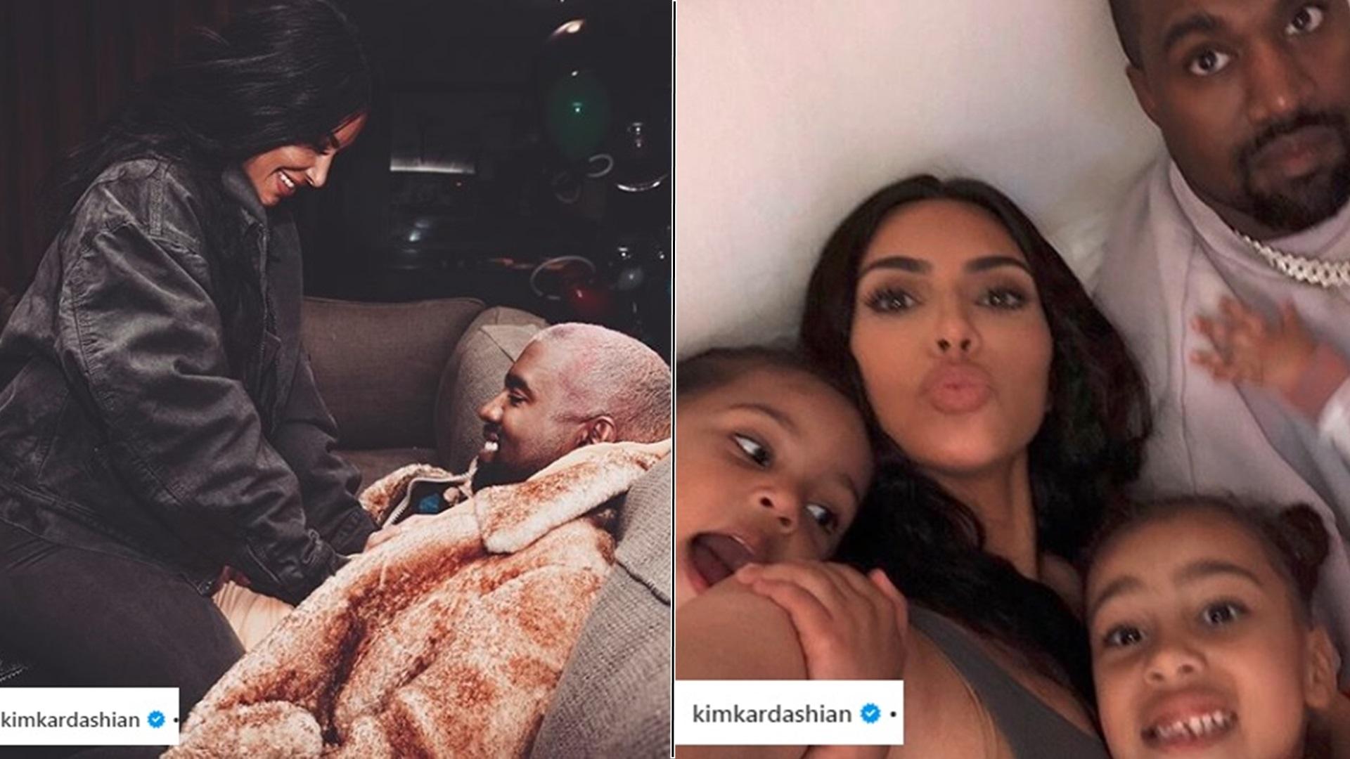 Kim Kardashian pokazała zdjęcie CZWARTEGO dziecka!