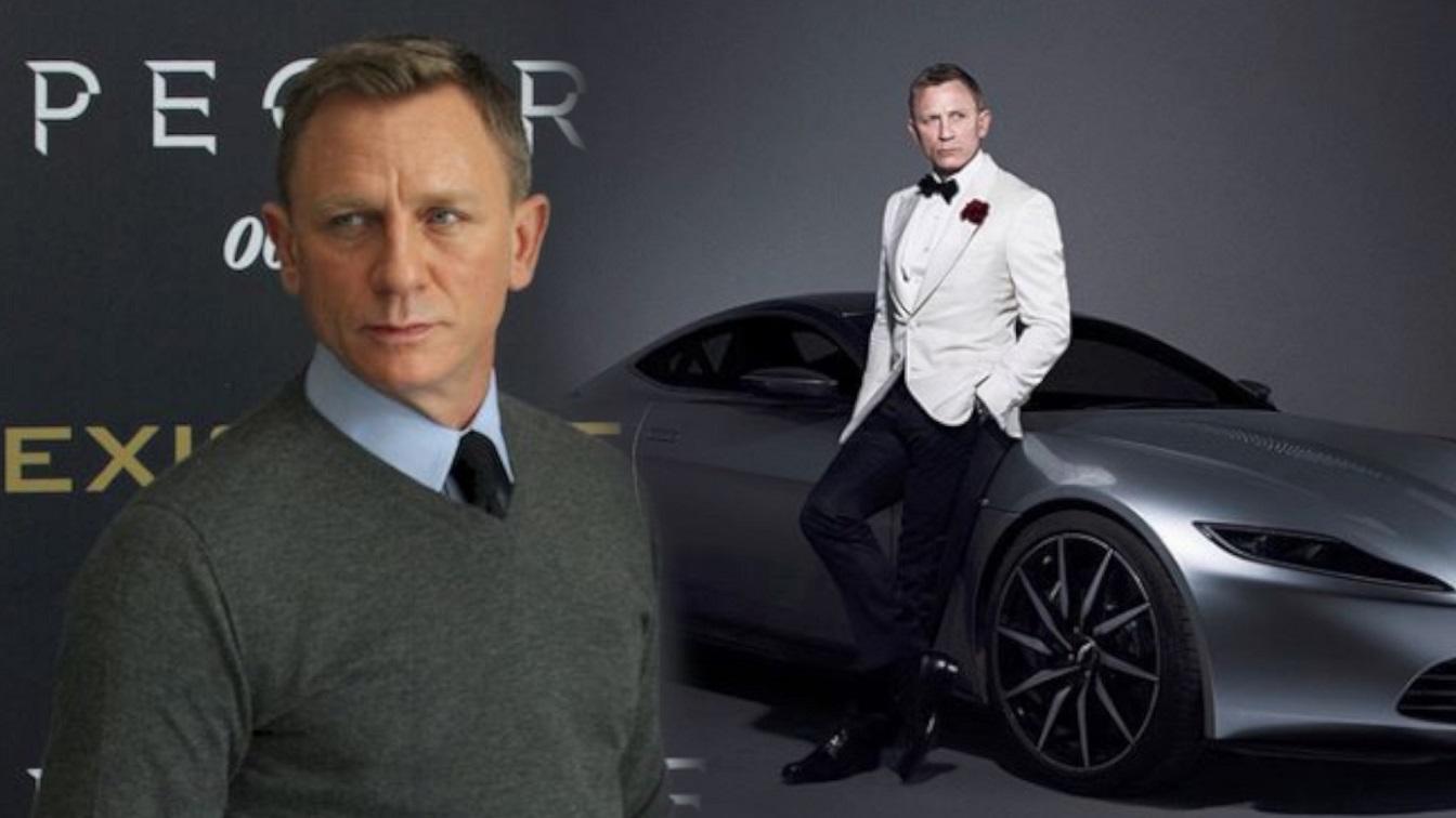 """Daniel Craig miał WYPADEK na planie. Film """"Bond25"""" pod znakiem zapytania"""