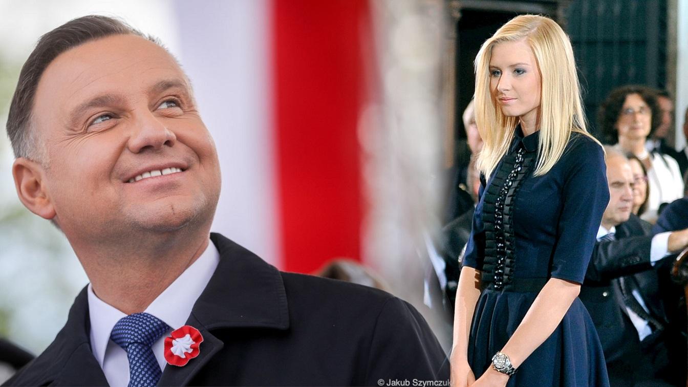 Andrzej Duda pochwalił się zdjęciem córki na Instagramie. A w komentarzach DRWINY