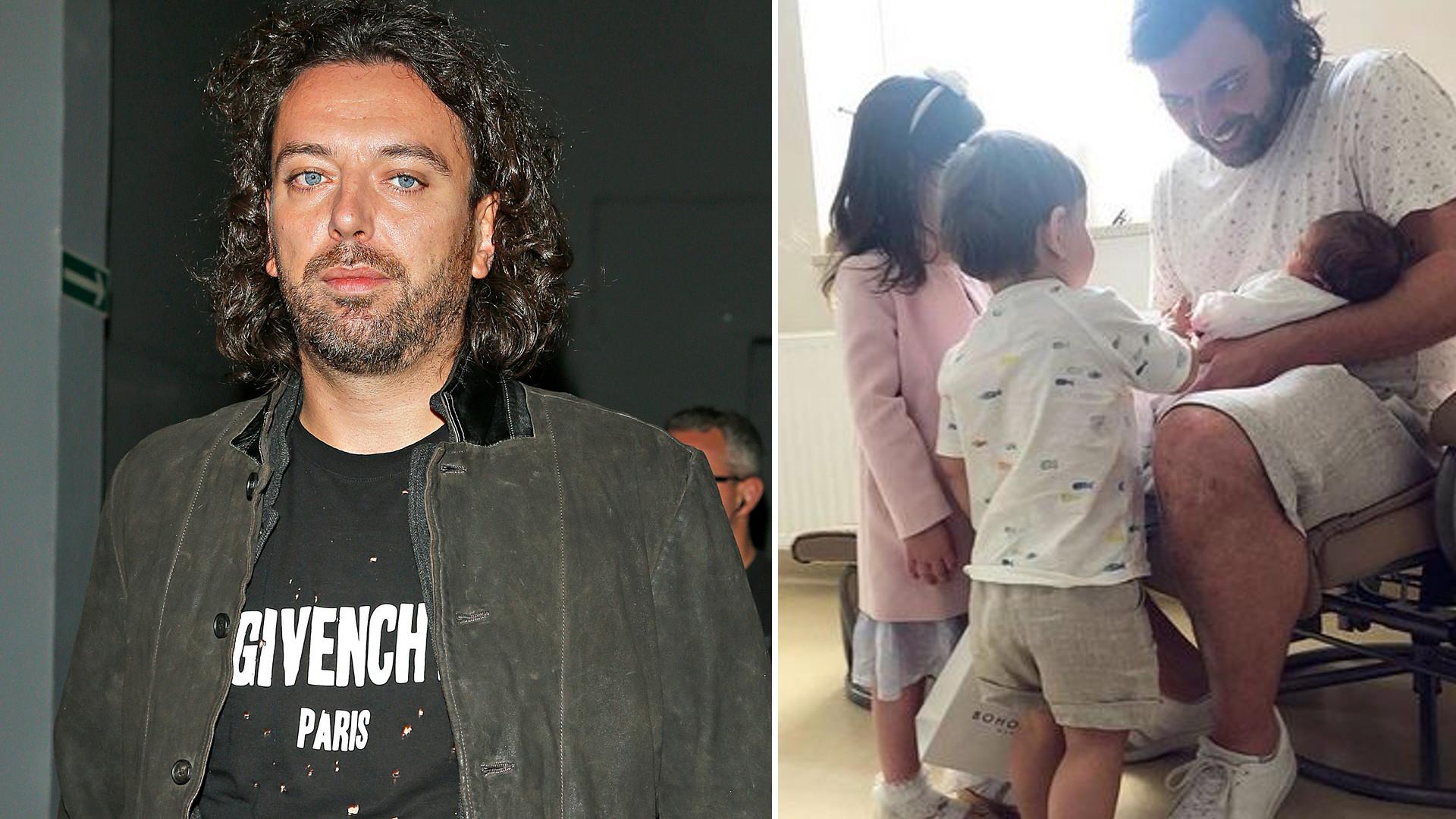 Emil Haidar został ojcem – Zosia Ślotała pokazała zdjęcia dziecka