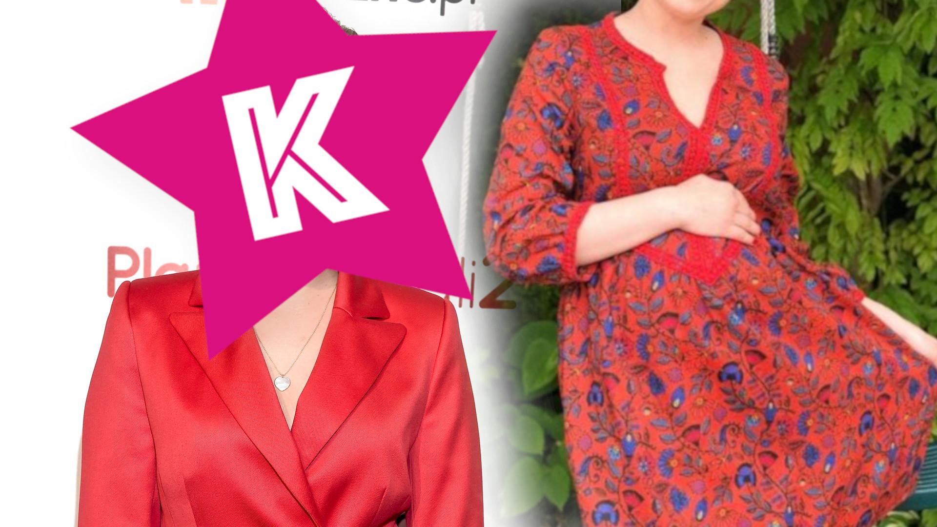 Aktorka z M jak Miłość pokazała DUŻY, ciążowy brzuszek!