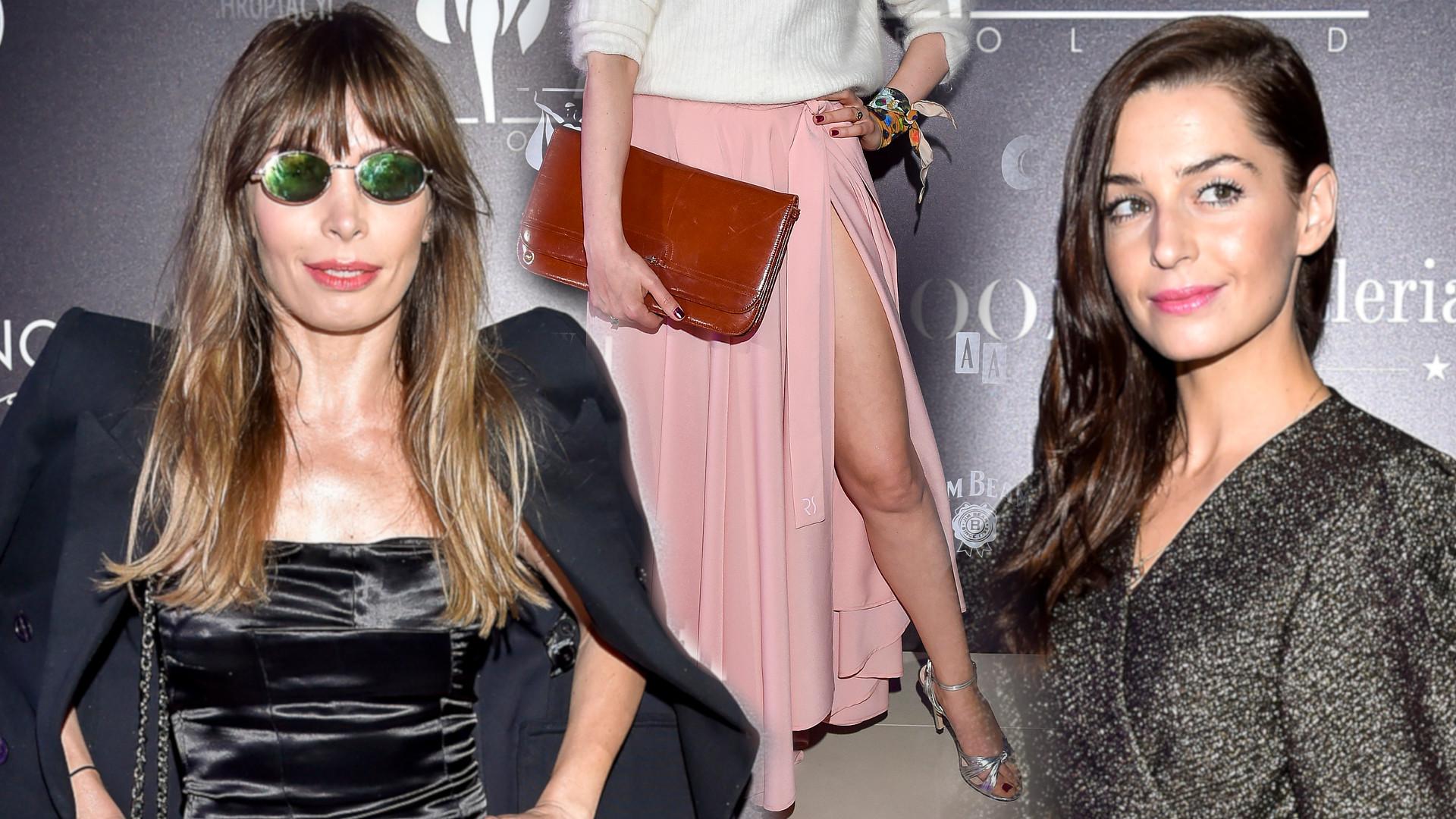Piękne kreacje gwiazd na gali Fashion Designer Awards (ZDJĘCIA)