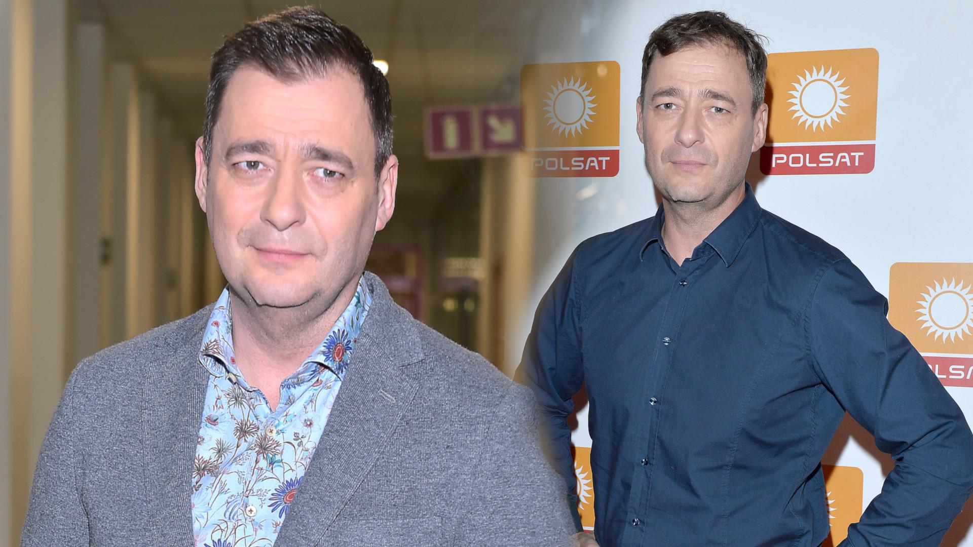Jacek Rozenek trafił do szpitala w poważnym stanie – przeszedł udar