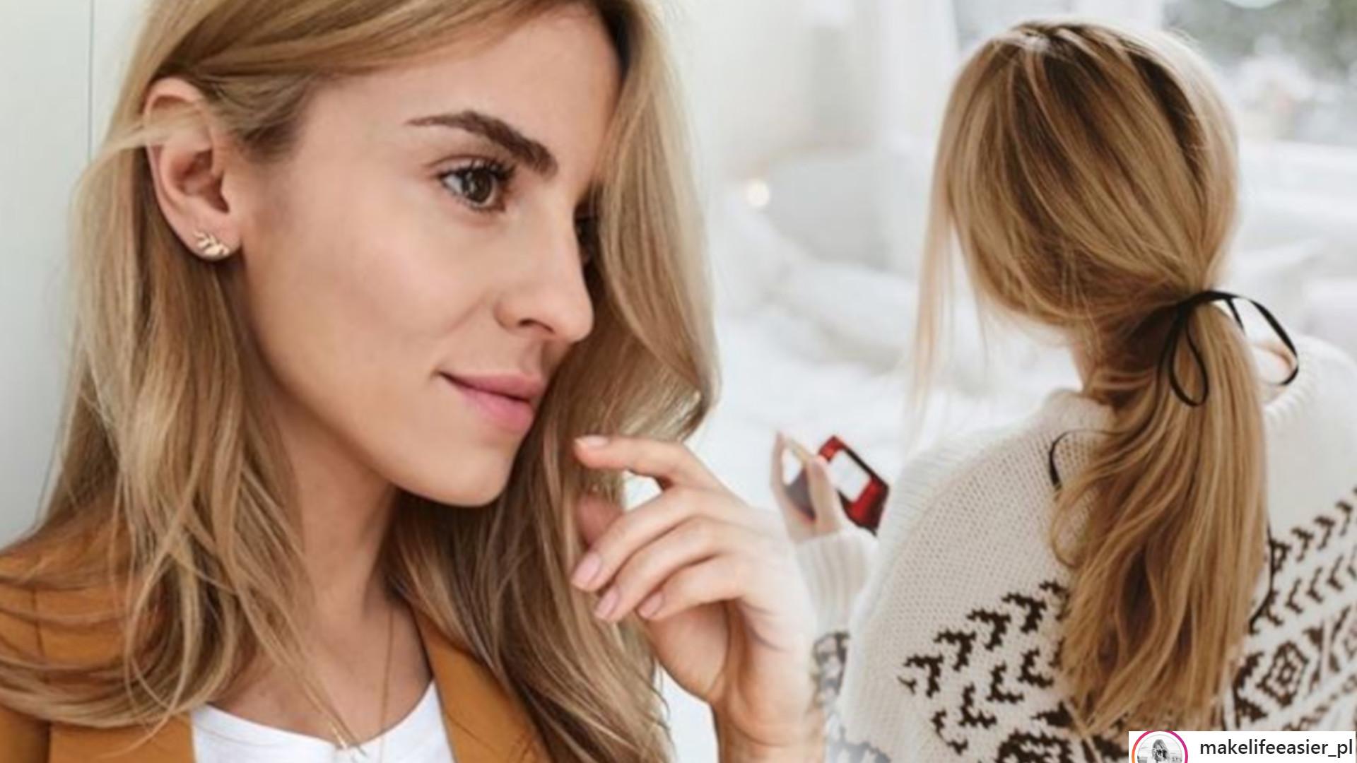 Kasia Tusk zdradziła MEGA triki na piękne włosy