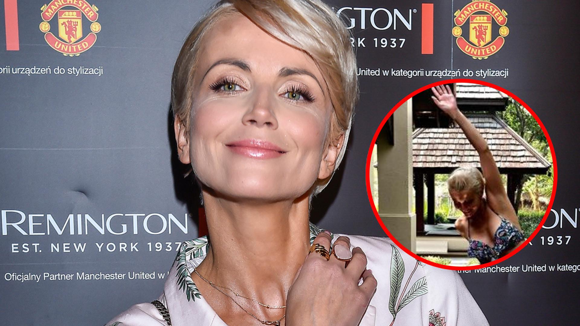 WOW! Kasia Zielińska powinna znów pojawić się w Playboyu! Zobaczcie jej zdjęcie w BIKINI