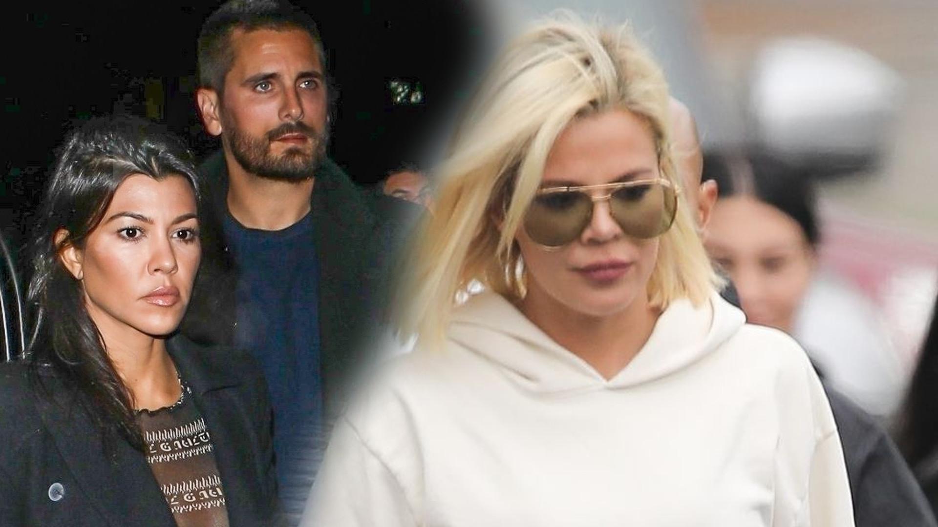 Wydało się, że Khloe Kardashian i Scott Disick mieli romans!