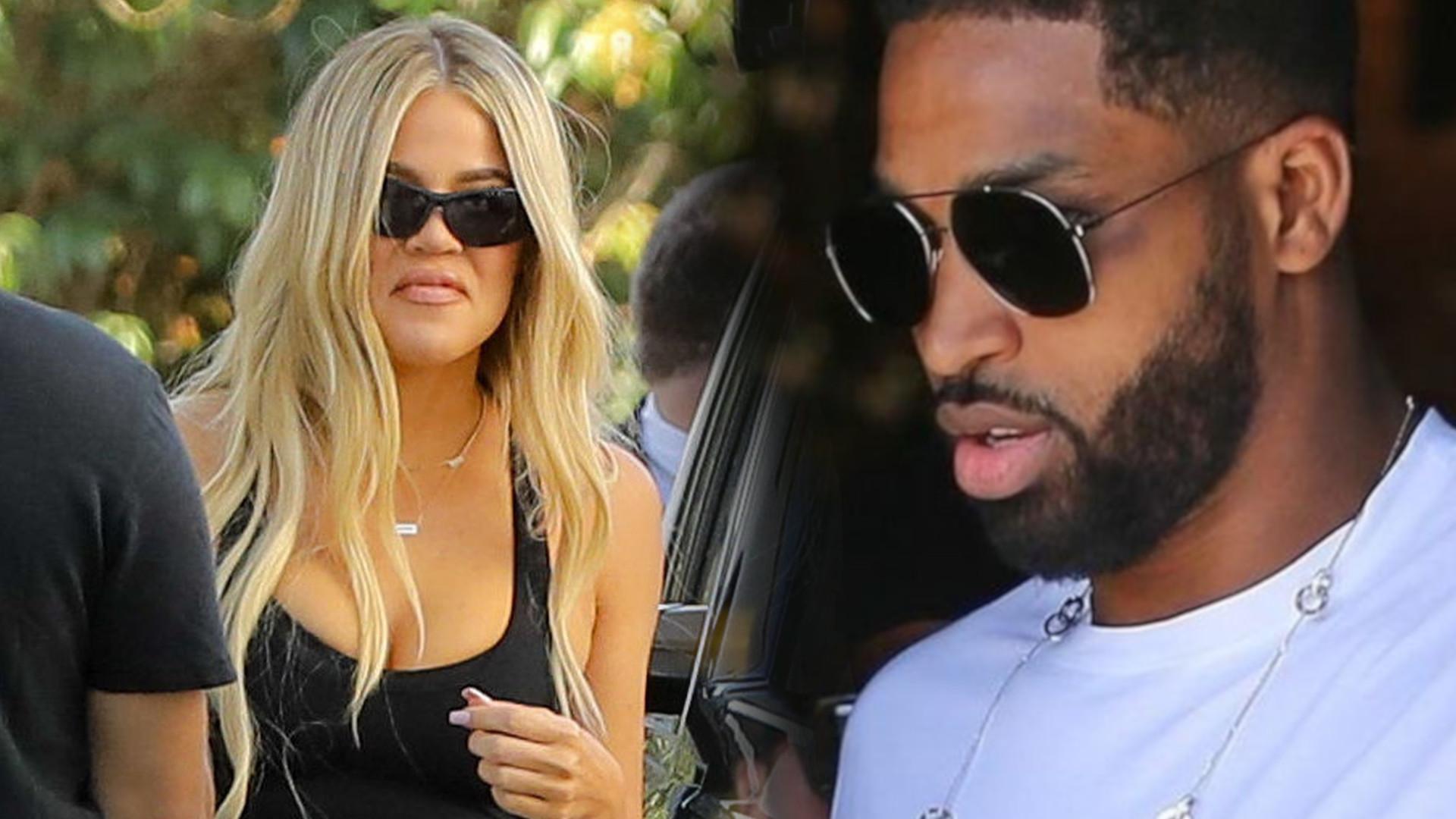 Tristan Thompson zdobył się na uroczy GEST wobec Khloe Kardashian – jak zareagowała?