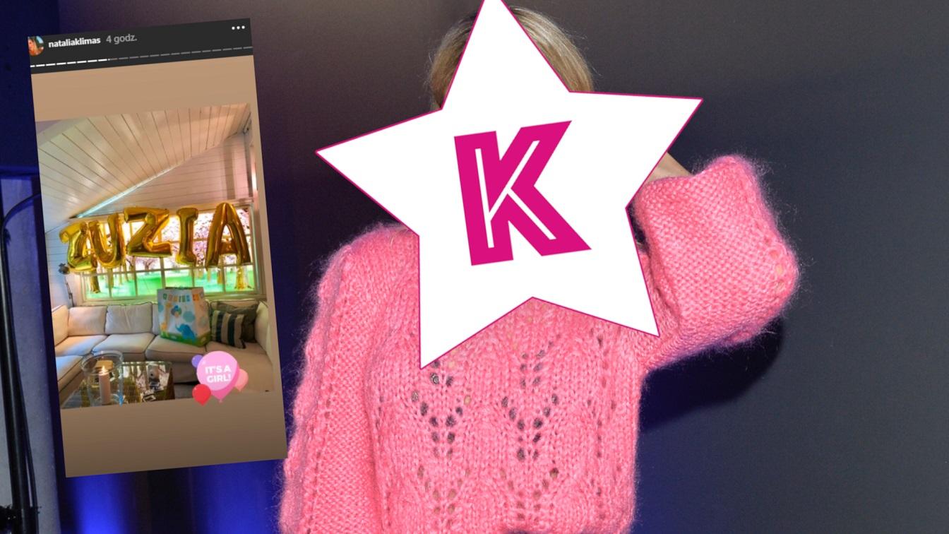 BABY SHOWER polskiej gwiazdy na poziomie Hollywood – Było dosłownie wszystko!