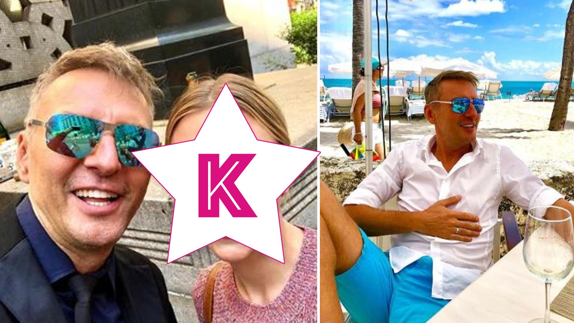 Krzysztof Gojdź z wielką gwiazdą Hollywood spędza czas w Nowym Jorku – doktor jest zachwycony: skromna, przemiła