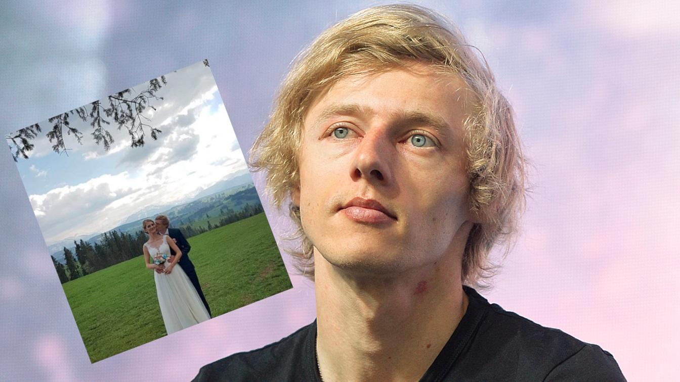 Dawid Kubacki wziął ślub. Pochwalił się zdjęciami z wesela