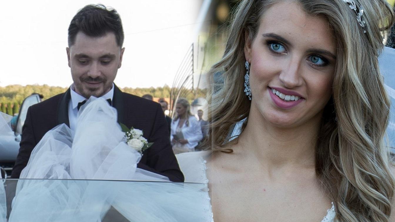 Daniel Martyniuk – to teraz przykładny ojciec. Z żoną i córką u prababci na urodzinach