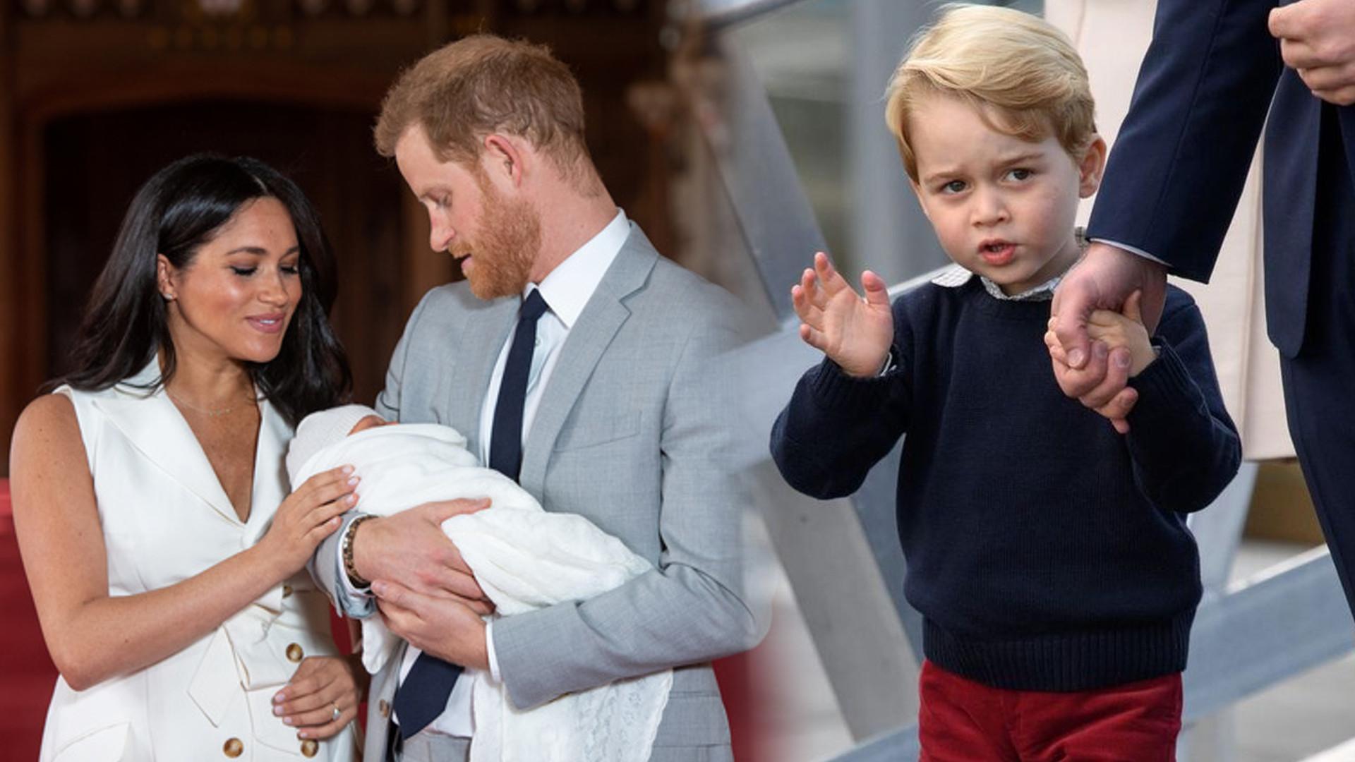 Meghan Markle nazwała syna Archie, żeby zrobić na złość Kate Middleton?
