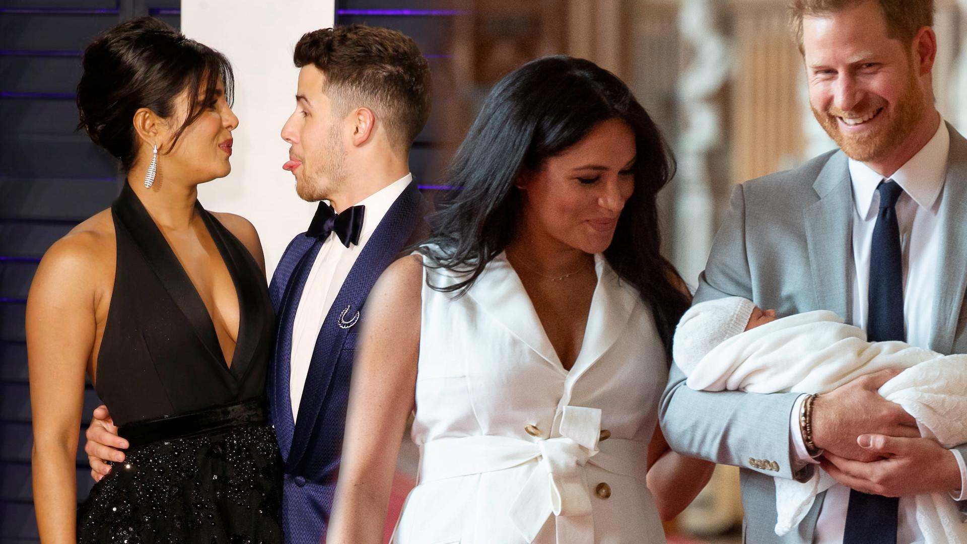 Priyanka Chopra i Nick Jonas odwiedzili już Archiego – oto, co dali mu w prezencie