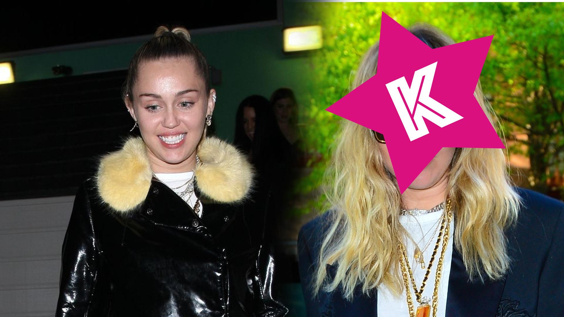 Ścięta na prosto GRZYWKA Miley Cyrus wygląda dziwnie