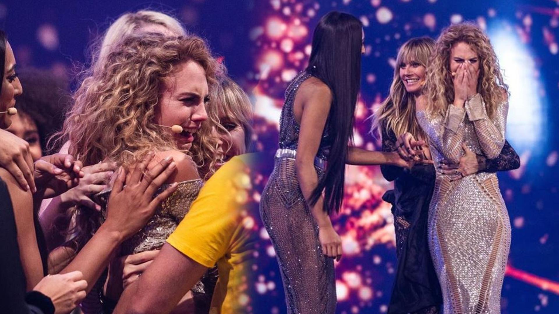 Polka wygrała niemieckie Top Model. Heidi Klum jest zachwycona jej urodą!