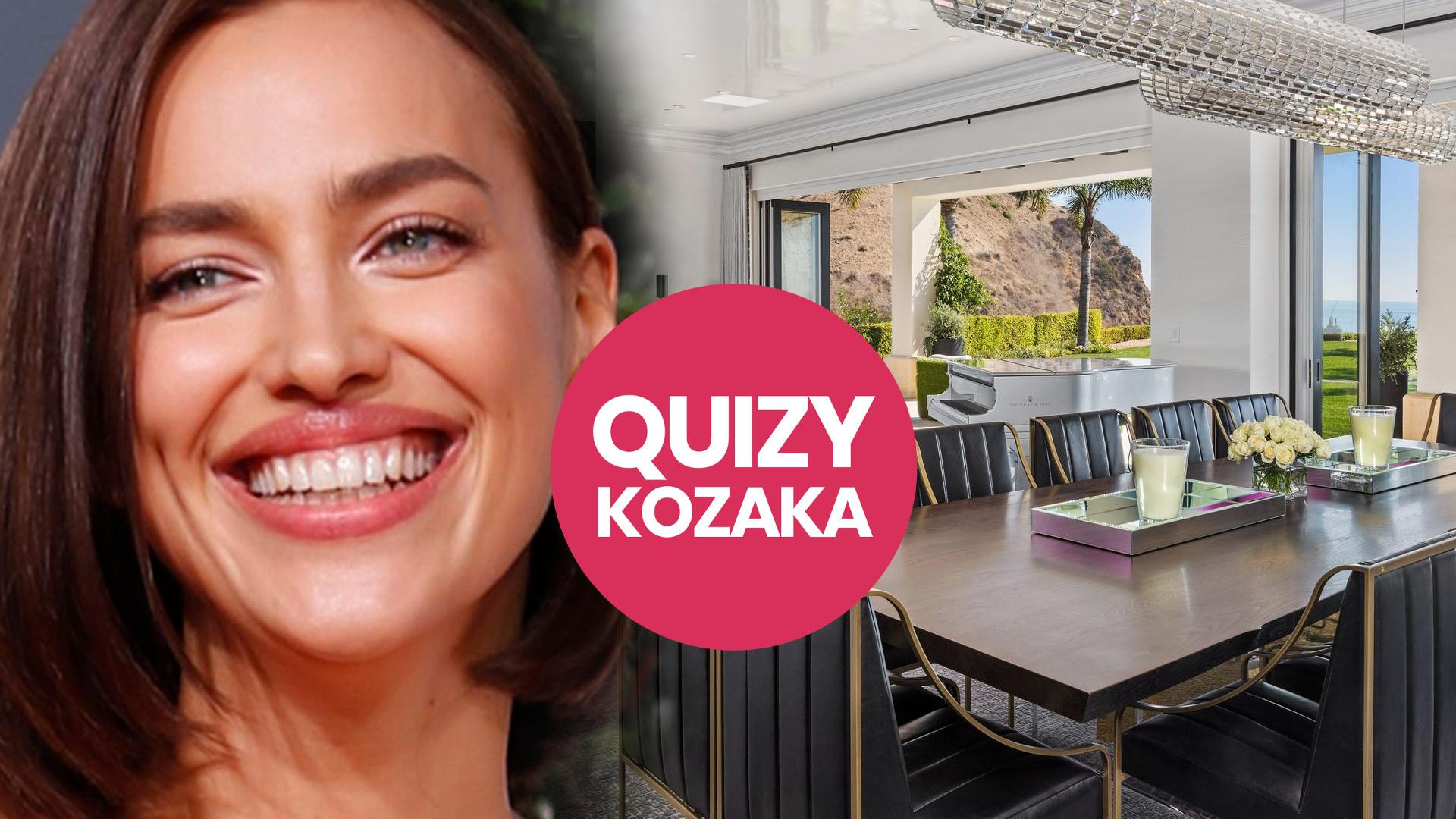 Wnętrza luksusowych rezydencji gwiazd Hollywood – poznasz czyje? (QUIZ)