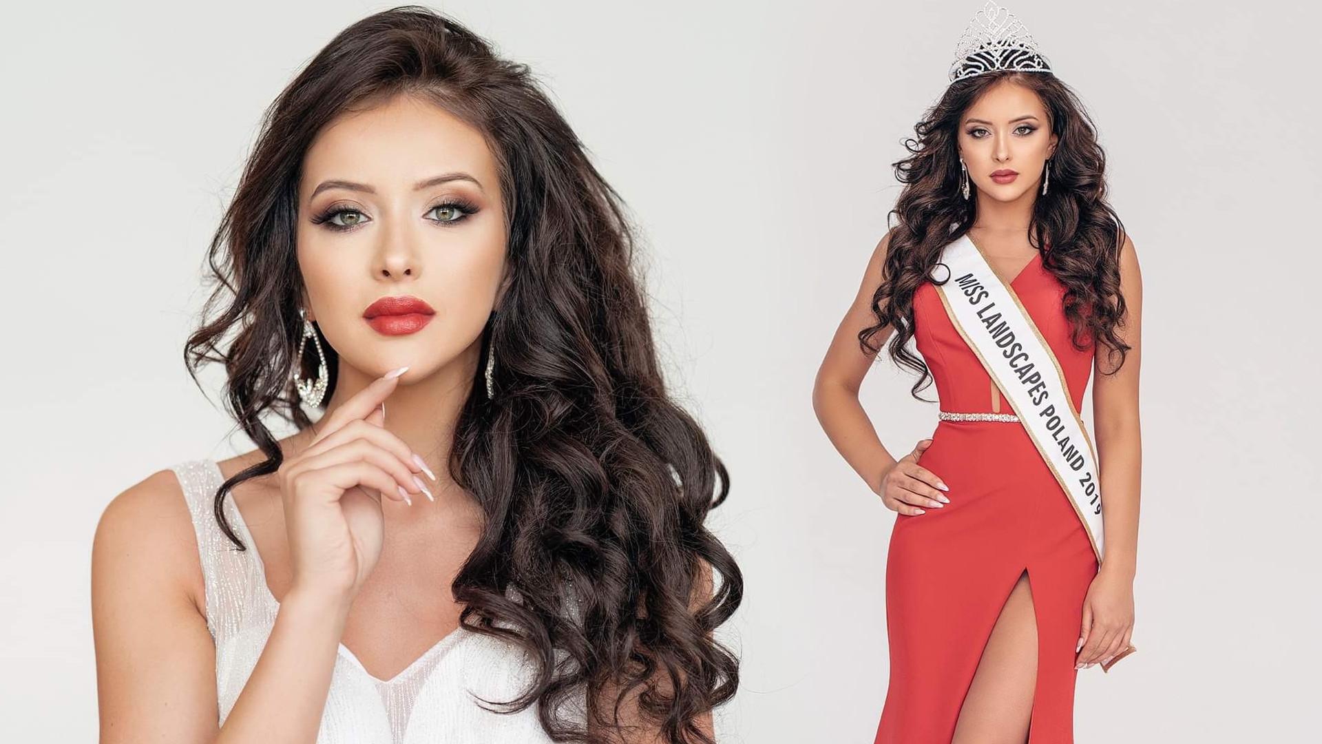 Roksana Oraniec – PIĘKNA Polka powalczy o tytuł Miss