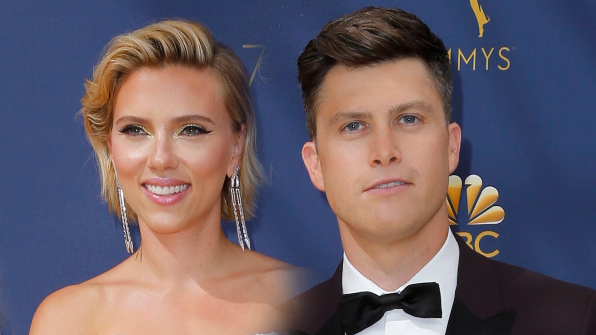 Scarlett Johansson ZARĘCZYŁA SIĘ! Wychodzi za mąż TRZECI raz